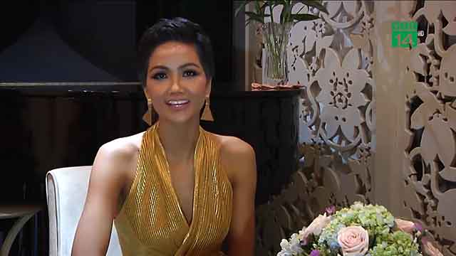 miss universe 2018 vietnamese girl