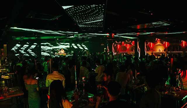 Vietnam club date spots in ho chi minh city