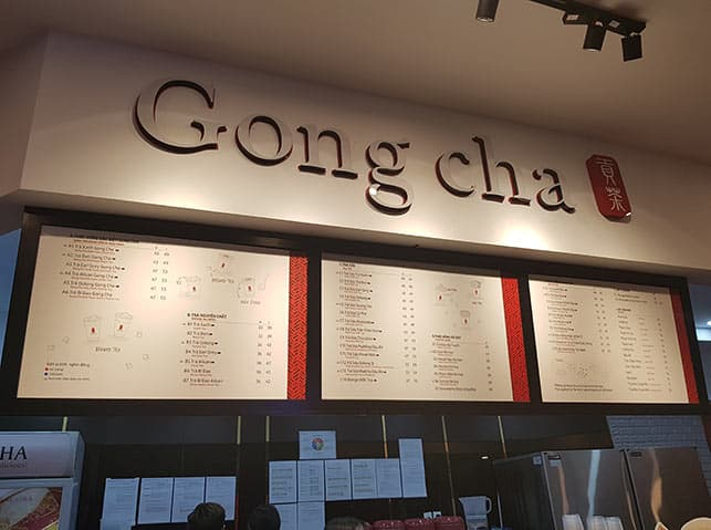gong cha best date spots in ho chi minh city