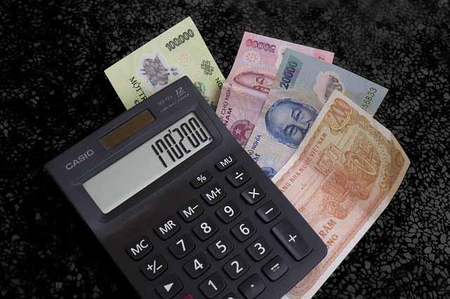 Currency Vietnam scam