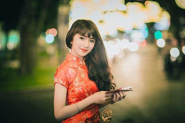 Asian girl #5