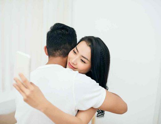 Vietnamese girl cheating