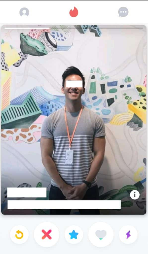 other asians on tinder