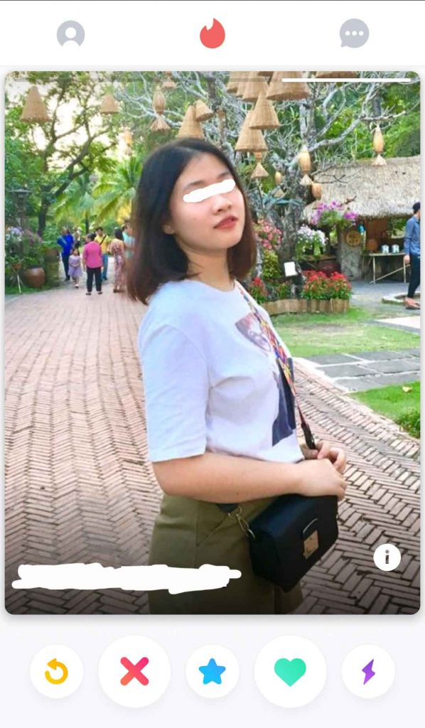 Tinder: meet girls in ho chi minh city