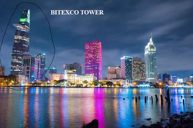 Bitexco tower best date spot in ho chi minh city
