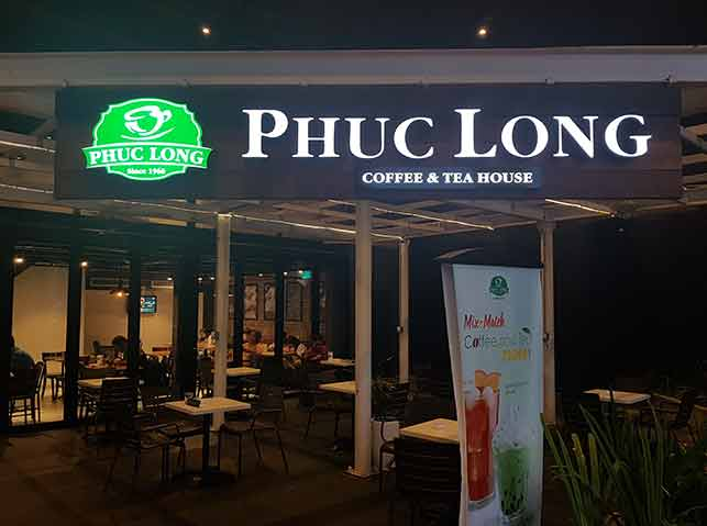 Phuc Long Coffee and Tea House