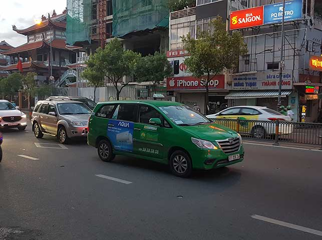 Mai Linh Taxi
