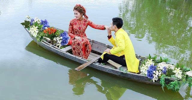 Where to stay in ho chi minh city: Wedding Photoshoot