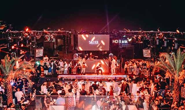 Skyxx: ho chi minh city nightlife