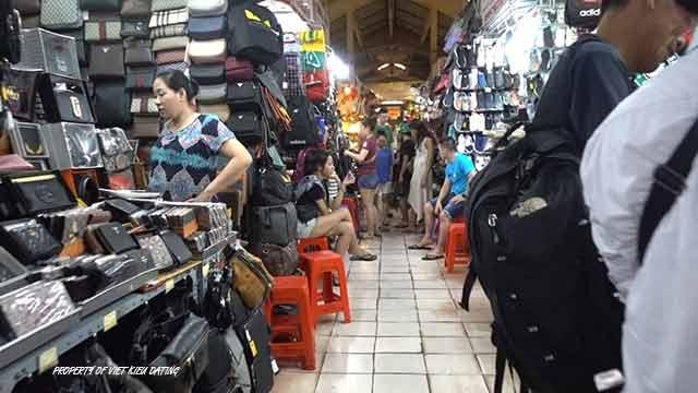 market in saigon