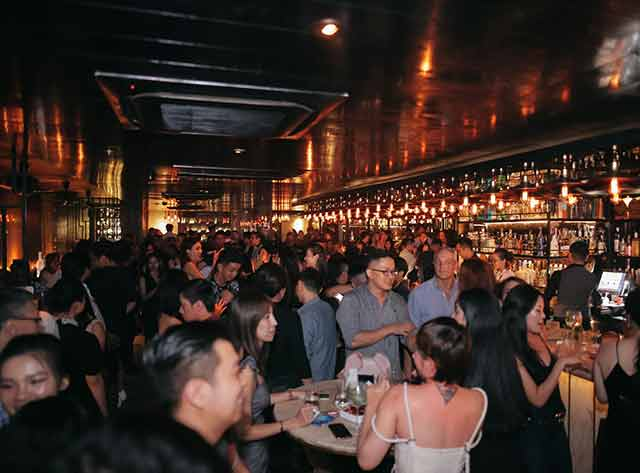 Qui cuisine mixology: ho chi minh city nightlife