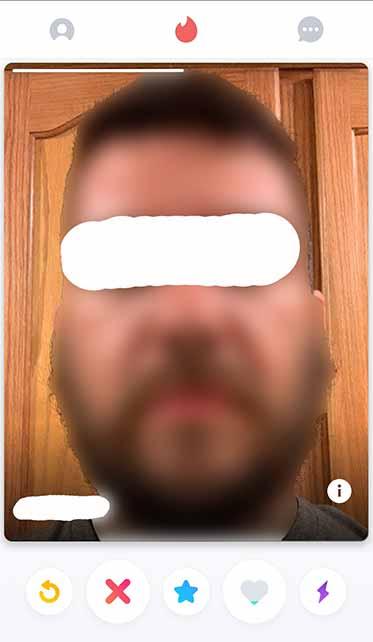 bearded white guy
